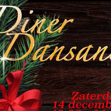 Kerstdineren en dansen bij Verbiest! – 14 December