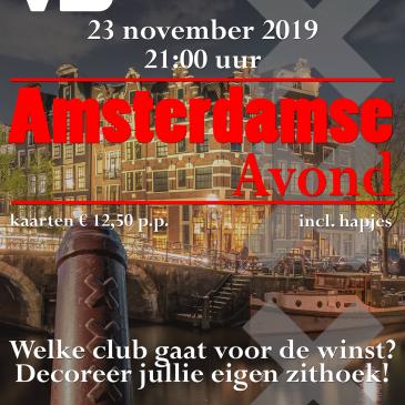 Amsterdamse avond – 23 November